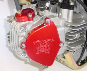 Joker Machine KLX110 Billet Engine Covers