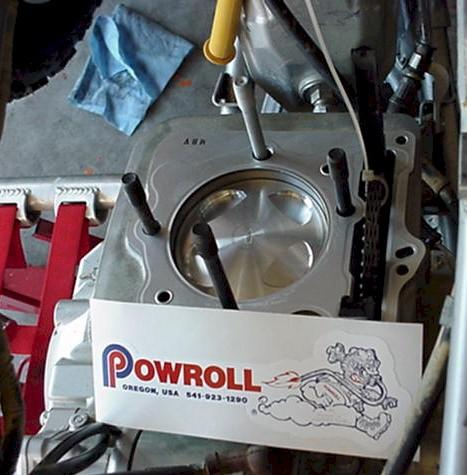 Powroll Bore Kit